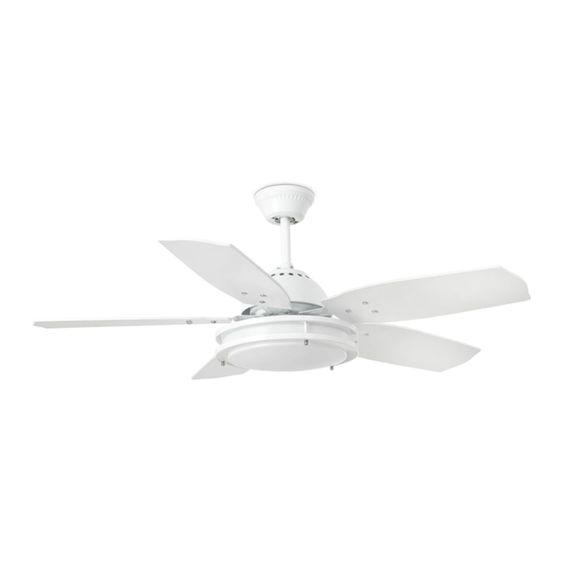 Ventilador lampara para el cde referencia il5333792 - Lamparas de techo con ventilador ...