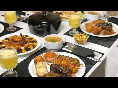محاشي بطريقة تقديم عصرية كروكات الارز و الجبن طاجين لحلو بشباح السفرة و البابا للسهرة Youtube Menu Ramadan
