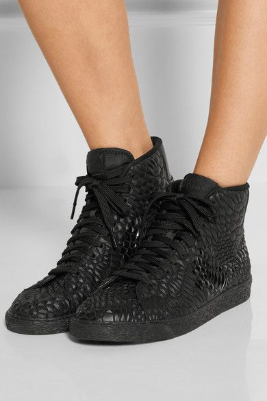 Nike Blazer With Diamonds