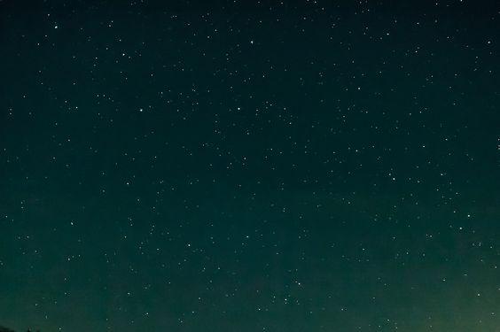 Sky full of stars. Magic wedding in Furusund, Sweden, August 2014.