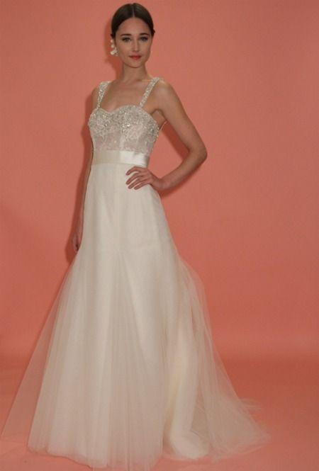 Badgley Mischka Spring 2013 Bridal Collection