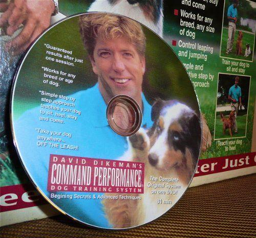 Command Performance Dog Training Dvd