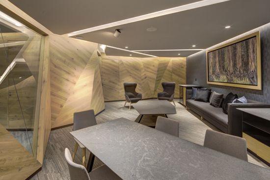 Proyecto finalista en la categoría Interiorismo Oficinas ...