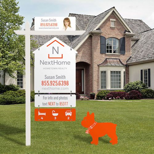 Image Result For Next Home Signs Next At Home Real Estate Yard Signs Real Estate Signs