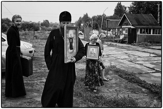 The Orthodox Easter Procession by Valery Titievsky, via Flickr