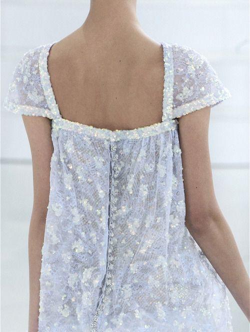 lamorbidezza: Chanel Haute Couture Spring 2014 Details