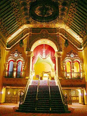 Akron Civic Theatre- one of the most gorgeous theaters in the country. Description from pinterest.com. I searched for this on bing.com/images