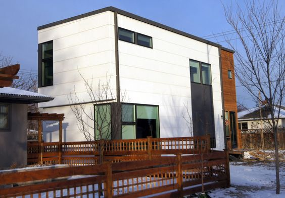 Modern double wide mobile home designs mobile homes for Ultra modern modular homes