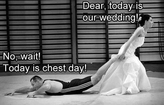 That's dedication!