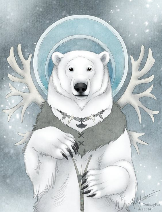 Inuit Animal Spirits P...