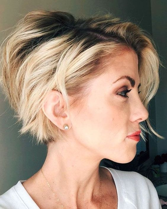 Pin On Short Haircuts Hairstyles Ideas