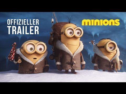 #Minions Trailer