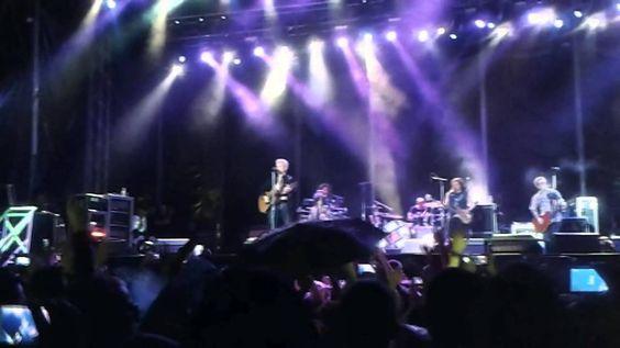 Billy Idol - Sweet Sixteen @ Belgrade 26. 6. 2014.