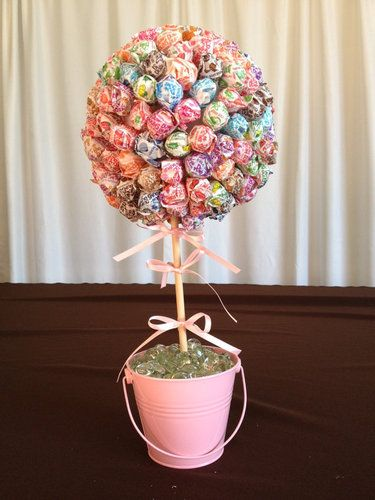 Baby bridal shower birthday party dum lollipop