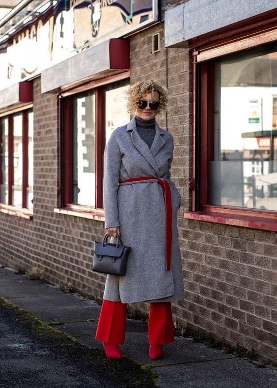Estilo: Invierno - tiempo de abrigos. Lo Mejor de Street Style