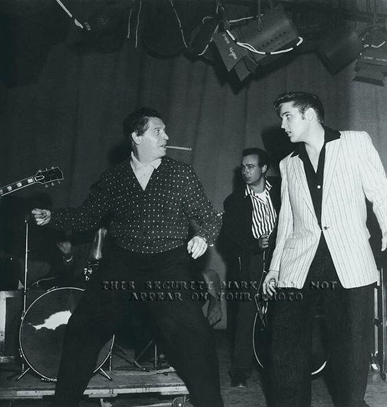 Elvis, Milton Berle Show, June 5, 1956