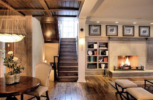 Traditional living room raised ranch living room design - Ranch house living room decorating ideas ...