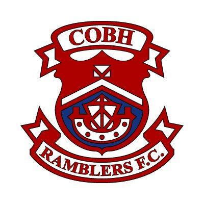 Cobh Ramblers F C Football Logo Cobh Vector Logo