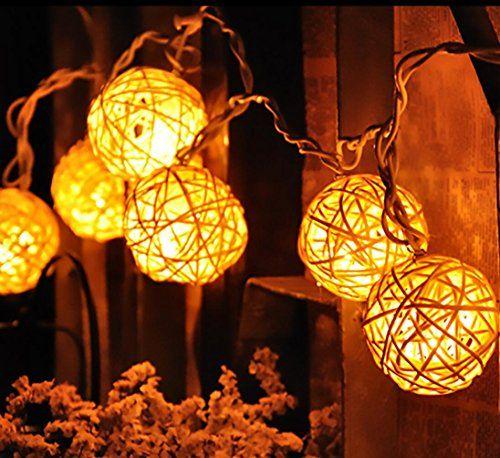 MIDWEC 5 Meter 40 LED Rattan Ball Lichterkette - Ideal fü... https://www.amazon.de/dp/B01LYHINUP/ref=cm_sw_r_pi_dp_x_J.5fybQPX24AS