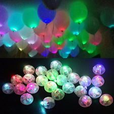 Find great deals for 2/10Pcs LED Balloons Light Up Party Decor Wedding Birthday Multi-color Selected. Shop with confidence on eBay!