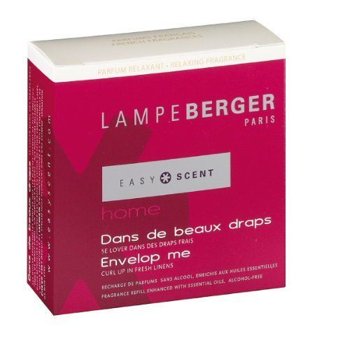Nice Easy Scent by Lampe Berger Home Recharge Envelop Me Aromatherapy Candle by Easy Scent by Lampe