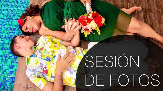 PhotoShoot - Sesión Edward y Ariagna by Omar Medina