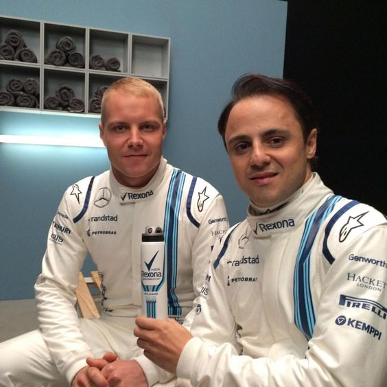 "Felipe Massa on Instagram: ""Gravação de um comercial para #Rexona bem divertido Christmas came early. Sneak peak at the new #Rexona Williams Racing Special Edition deodorant today. Ready for Melbourne 2016! @valtteribottas"""