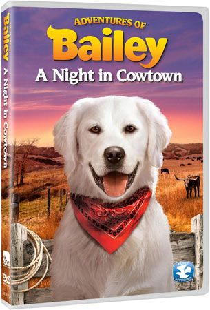 #Giveaway! Adventures of Bailey: A Night in Cowtown from @parentguidenews (Ends 6/27)