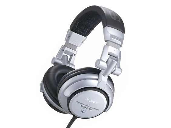 SONY MDR-Z700DJ. My Favorite Headphone. Robust, Very Loud. That's enough for me. I don't want to use others.