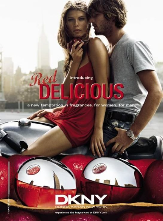 DKNY - Red Delicious