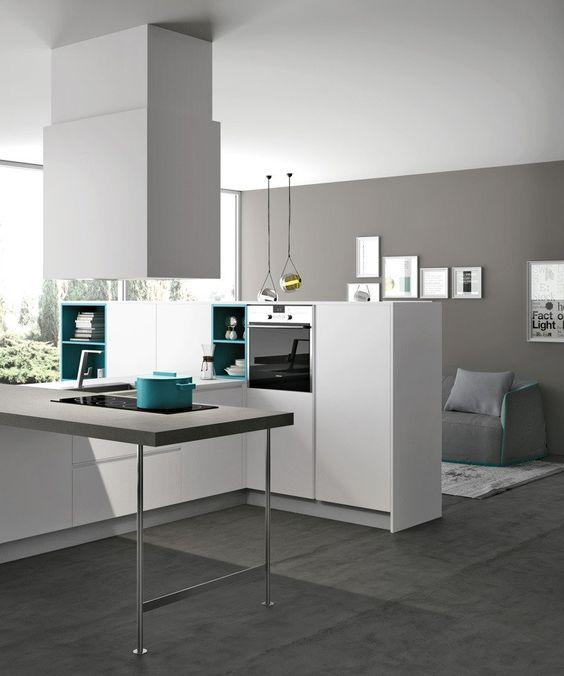 Cromatika è il sistema di cucine componibili che unisce ...