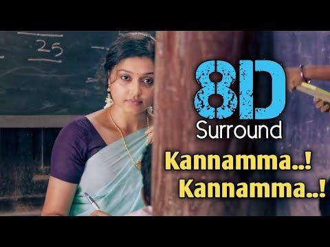 Kannamma 8d Rekka Vijay Sethupathi Sija Rose D Imman 8d Beatz Youtube Music Songs Audio Songs Mp3 Song Download