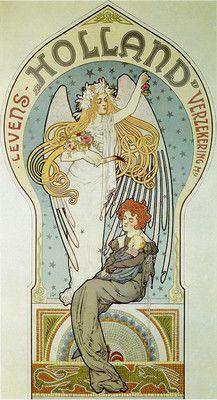Fine Vintage Poster