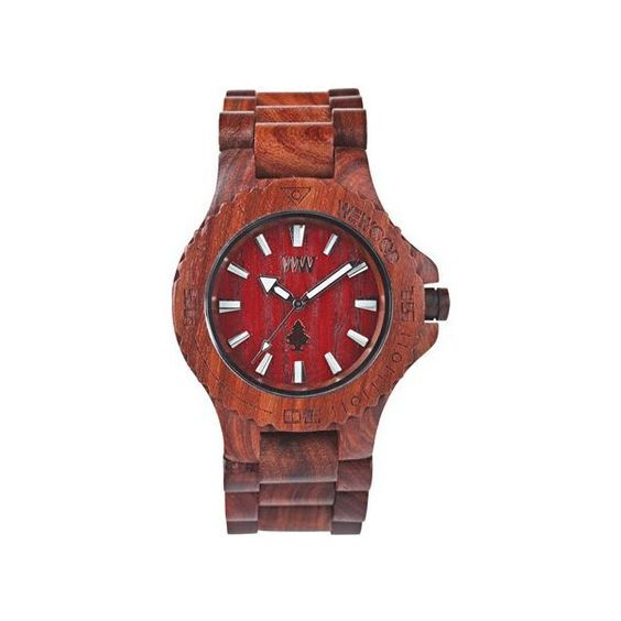 WEWOOD DATE WATCH (€91) found on Polyvore