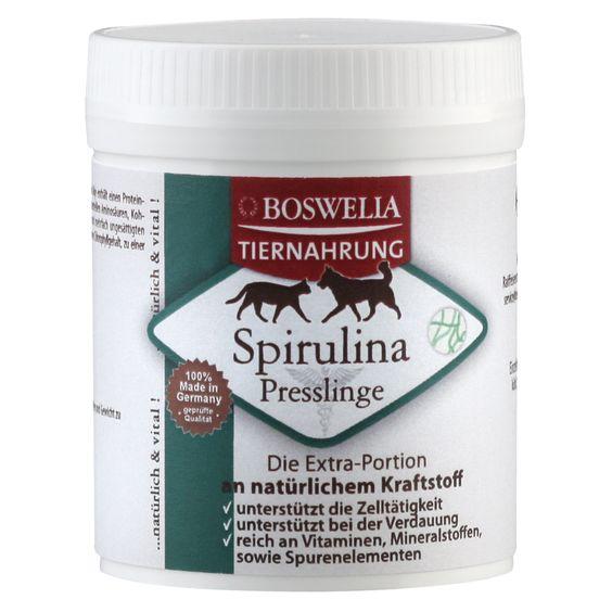 Spirulina ist der Fitmacher fürs Immun- und Hormonsystem. Gleicht den Vitamin- und Mineralstoffmangel aus. Fördert die Regeneration und mobilisiert die Selbstheilungskräfte. Gibt Kraft für den ganzen Tag. Vor allem für Tiere geeignet die   (ge) - BARFT werden.