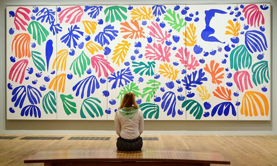 Matisse: The Cut-Outs becomes Tate's most popular exhibition ever - Show at Tate Modern draws in record visitor numbers, with 562,622 people taking in artist's later works.: