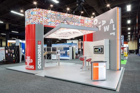 Exhibition Stand Graphic : Octanorm graphics google search ex ev pinterest