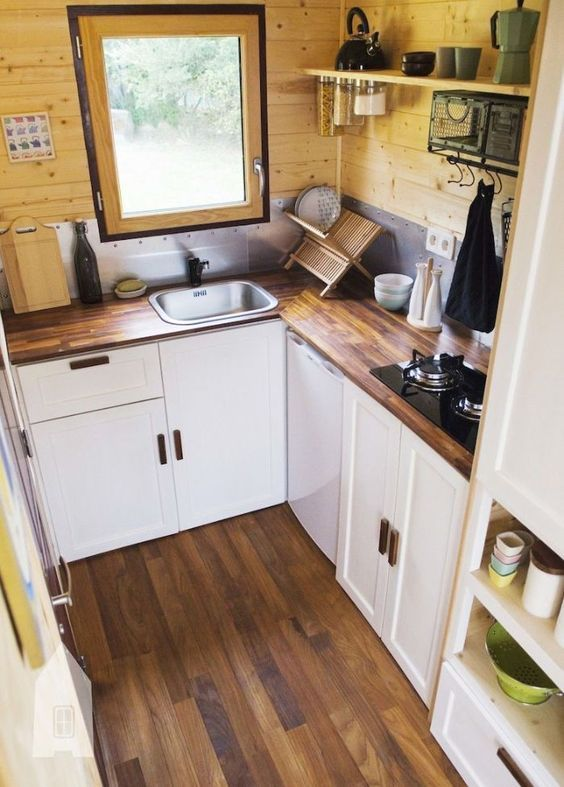 Tiny Kitchen Small Kitchen Kitchen Ideas For Small Space Mini Kitchen Ideas Efficiency Kitchen Ideas Kitchen Tiny House Kitchen Tiny Kitchen Small Kitchen