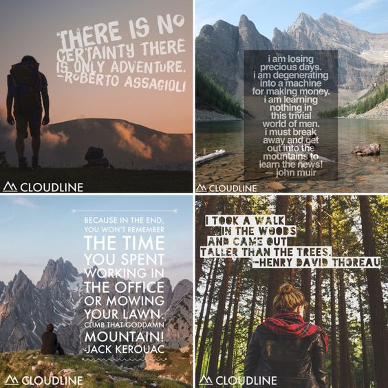 5 Outdoor Quotes that will inspire you to get outside!