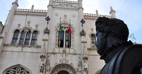 Real Gabinete Português de Leitura, Rio de Janeiro.