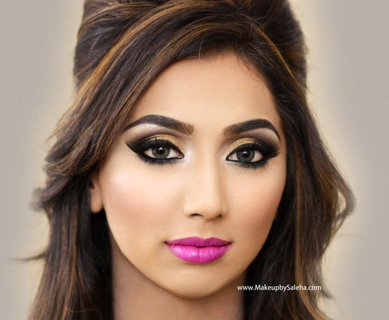party makeup by saleha abbasi model bridal makeup pinterest parties makeup and party makeup. Black Bedroom Furniture Sets. Home Design Ideas