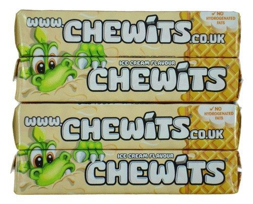 Ice cream flavour Chewits   37 Foods And Drinks From Your Childhood That Need To Make A Comeback