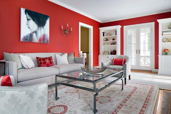10 Colores Fabulosos Para Pintar Las Paredes De Una Sala Pequena Homify Homify Diseno De Sala De Estar Colores Para Sala Colores Relajantes