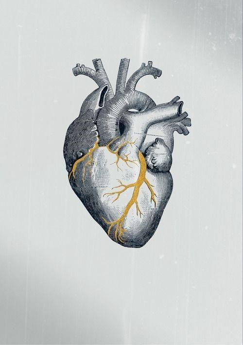 Kintsukuroi Kintsugi Art Anatomy Art Broken Heart Art