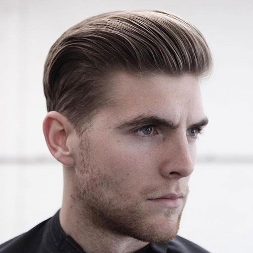 35 Best Hairstyles For Men With Thick Hair Mens Slicked Back