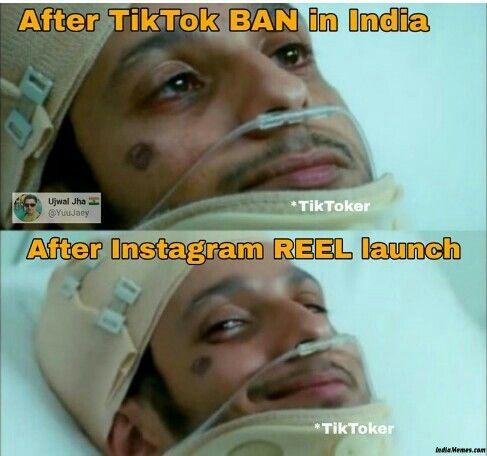 Ee Tiktokers Bahut Hi Khush Ho Rhe Honge Bollywood Memes Memes Funny Memes