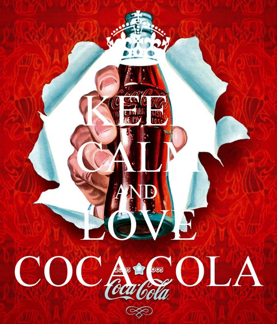 Cocacola=Tienes nivel