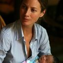 Christy Turlington - my favourite model EVER - and self-proclaimed global maternal health advocate