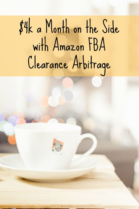 Travis shares how he's earning $4k a month this year with Amazon's FBA program working just a few hours a week. This is a super-inspiring story!