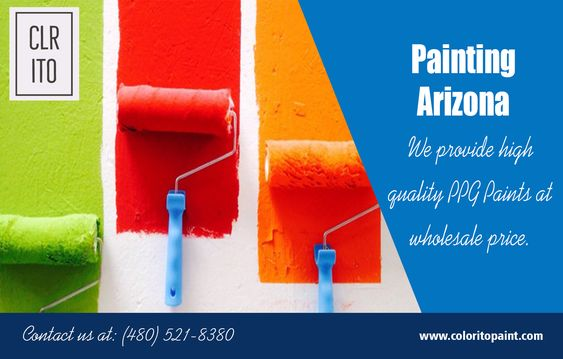 Painting Arizona